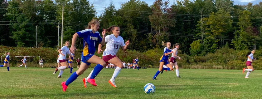 Proctor Girls' Soccer Remain Undefeated