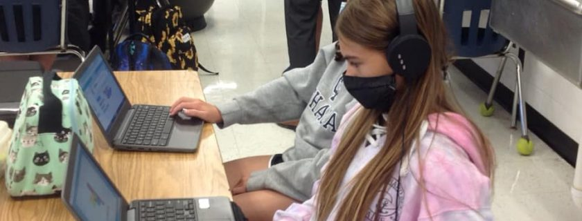 RTS Participates in Hour of Code